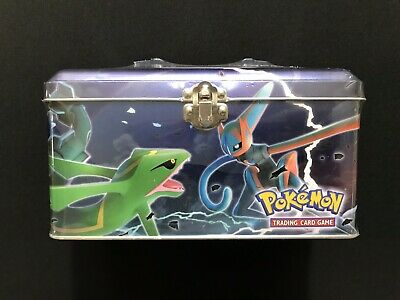 2005 Pokemon EX Collector's Carry Tin - Factory Sealed