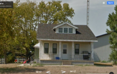 """""""SEARS HOME""""  HOUSE to be moved"""