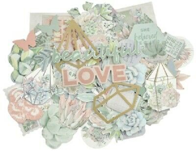Kaisercraft /'JOURNEY/' Collectables Die Cut Shapes Holiday//Vacation//Trip KAISER
