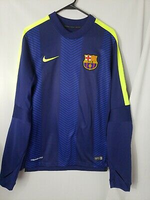 fea0a9479d8 NIKE BARCELONA PRE Match Shirt Jersey (545023 411) 100% Authentic ...