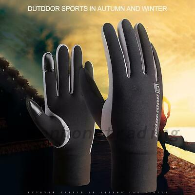 Unisex Men Women Winter Gloves Ski Snowboard Snow Thermal Waterproof