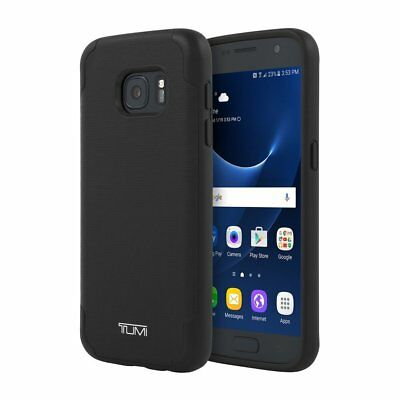 [BRAND NEW] TUMI Coated Canvas Co-Mold Case for Samsung Galaxy S7 BLACK