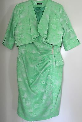 NEW CHELSEA Ladies Formal Dress Jacket Mother Of The Bride - Size 10/12