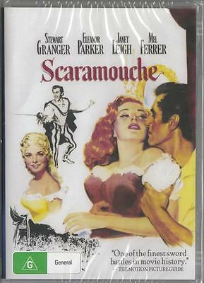 Scaramouche - New & Sealed Dvd Free Local Post