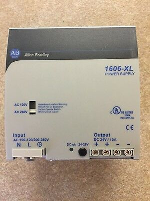 Allen Bradley 1606-XL240E Power Supply, New in the box