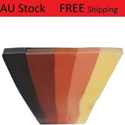 New 500 Strips 3mm Quilling Paper 110GSM  Brown family pack