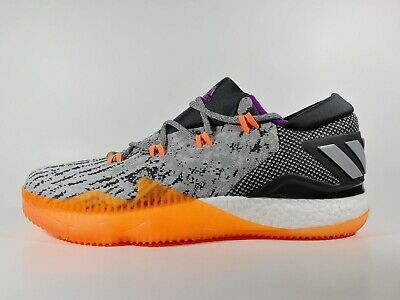 low priced 4c9e4 f62d4 Adidas Crazylight Boost Low 2016 Primeknit Shoes size 12.5US 47.3EU New  with box