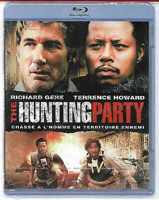 THE HUNTING PARTY / Blu-Ray Neuf sous blister - VF