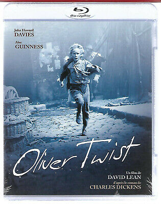 OLIVER TWIST / Blu-Ray Neuf sous blister - VF