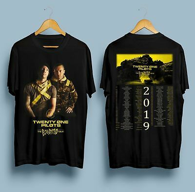 New Twenty One Pilots The Bandito Tour 2019 Tee TSHIRTS S-5XL