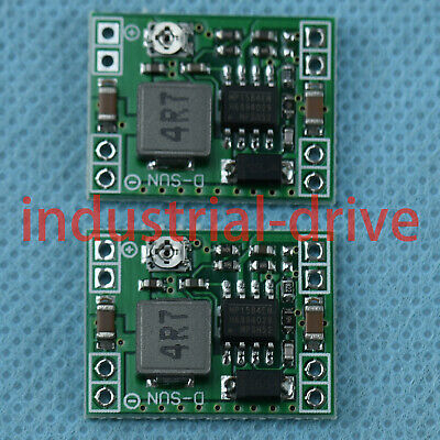 New 2xMini 3A DC-DC Converter Step Down buck Power Supply Module replace LM2596S