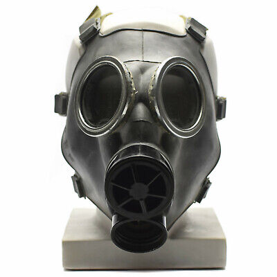 Cold war era Polish Gas Mask MC-1 original mask Genuine respiratory face NEW