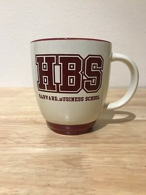 Vintage Looking Havard Business School Mug