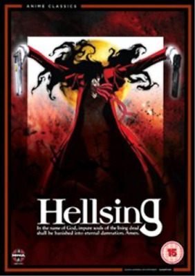 Hellsing: The Complete Series Collection DVD NEW