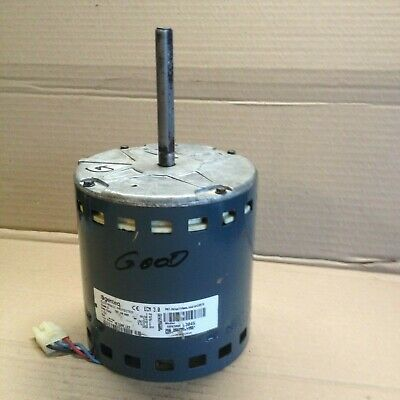 ECM 3.0 MOTOR, 1 HP GENTEQ 5SME39SX, control module not included