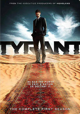 TYRANT TV SERIES COMPLETE FIRST SEASON 1 New Sealed 3 DVD Set