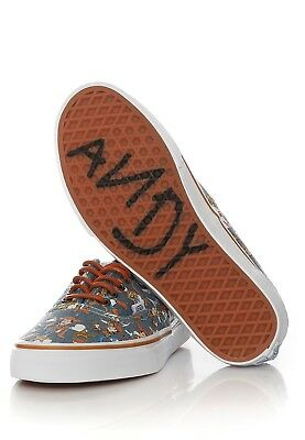 346e855ae484bd NIB VANS x TOY STORY Vans Woody true white Authentic Disney Pixar Size 4  Men s
