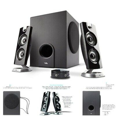 Perfect 2.1 Gaming And 62W Desktop Computer Speaker With Subwoofer