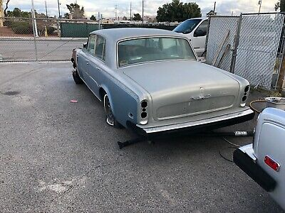 1976 Rolls-Royce Silver Shadow  1976 Rolls Royce Silver Shadow