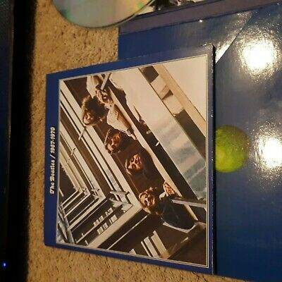 1967-1970 [Digipak] by The Beatles (CD, Oct-2010, 2 Discs, Apple Records)