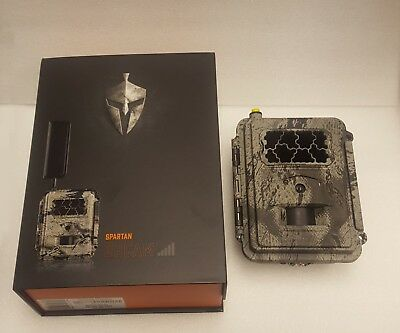 Spartan GoCam AT&T 4G/LTE 8MP HD Cellular Game Trail Camera - GC-A4Gb