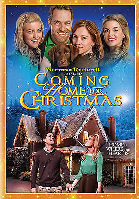 Coming Home for Christmas (DVD, 2013, Widescreen, Not Rated) FREE Shipping/NEW