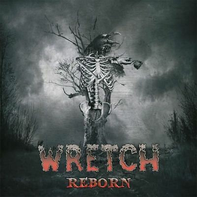 WRETCH - Reborn (NEW*US METAL RERELEASE*METAL CHURCH*M.LEFAY*OVERKILL)