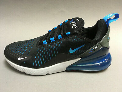 cute catch fast delivery NIKE AIR MAX 270 Herren Sneaker schwarz blau neues Modell v ...