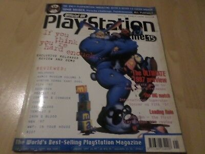 Official UK Playstation Magazine issue 15
