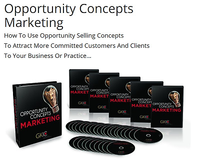 Dan Kennedy – Opportunity Marketing Concepts - Full Course