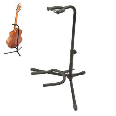 GUITAR STAND Detachable Foldable Electric Acoustic Bass Universal Floor Aluminum