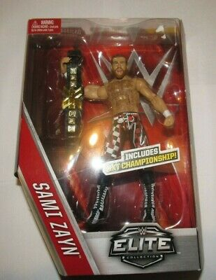 "WWE Elite 6/"" figure IRS Irwin Schyster 40 NEW ships in 24hrs Combined ship"