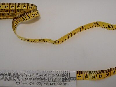 Handmade Measuring Tape For Pattern Making Books / Works with Lutterloh