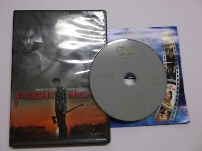 Fright Night (DVD, 2011) Anton Yelchin, Colin Farrell, Toni Collette, Vampire