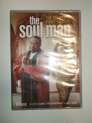 The Soul Man: The Complete First Season (DVD, 2014, 2-Disc Set) BRAND NEW