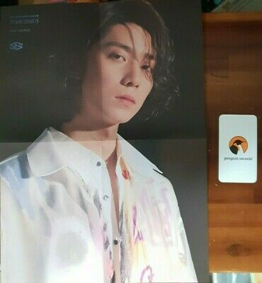 Sf9 - 6Th Mini Album Narcissus Emptiness Ver. Hwiyoung Poster