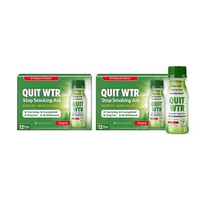 Quit WTR Stop Smoking Aid with Fast Acting Formula to Help Stop Smoking.