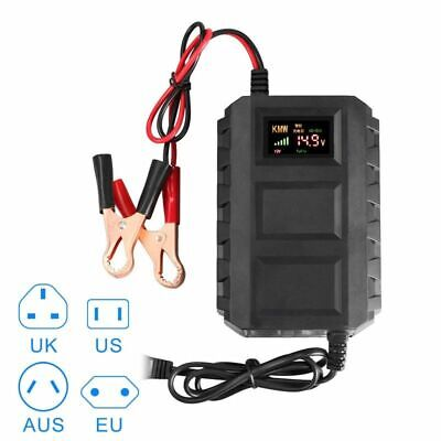 12V 20A Automobile Batteries Lead Acid Smart Battery Charger For Car Motorcycle