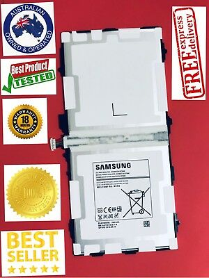 "Original Samsung GALAXY Tab S 10.5"" SM-T800 Battery EB-BT800FBE 7900mAh - Local"