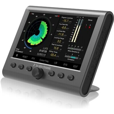 TC Electronic Clarity M - Meter Audio Stereo