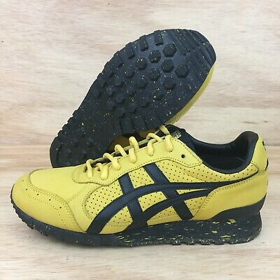 best service acc0b 00cbc ASICS ONITSUKA TIGER Colorado 85 Bait x Bruce Lee Mens SZ 8 Yellow New RARE