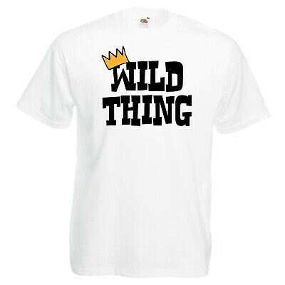 Wild Thing T-shirt - World Book Day Where Things Are Outfit Teacher Gift Top