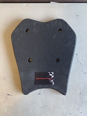 Yamaha R6 Large 2006 to 2016 Race Seat Foam, Self Adhesive, 20mm Thick