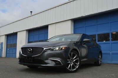 2017 Mazda Mazda6 Grand Touring Leather BOSE Moonroof Navigation Lane Keeping Heads Up Display Active Cruise +++