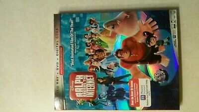 Ralph Breaks The Internet Blu-ray And Dvd