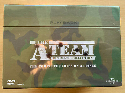 The A-Team - Series 1-5 - Complete Ultimate Collection UK DVD Box Set BNIB