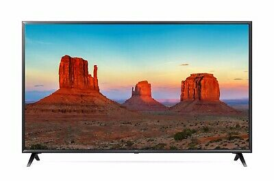 "LG - Smart TV 109 cm (43"") ultra-plat 4K Ultra HD LED HDR - 43UK6200PLB"