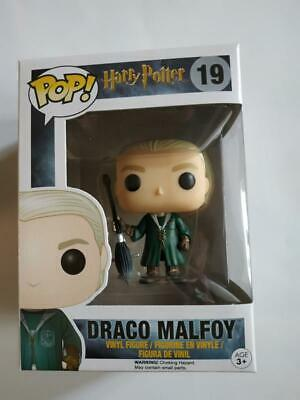 Figurine Funko POP! Harry Potter 19 Draco Malfoy Quidditch