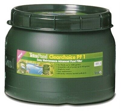 Tetra Pond 16783 1200 Gallon ClearChoice® Biofilter