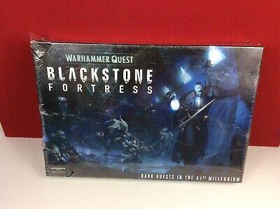 Warhammer Quest Blackstone Fortress - New And Sealed